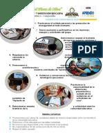 NORMAS DE CONVIVENCIA texto 2020