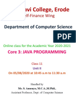 11. Java  Unit II - 05-8  Decision Looping.pptx