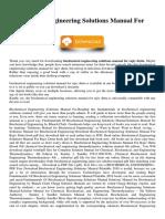Biochemical Engineering Solutions Manual For Rajiv Dutta.pdf