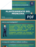1 Planteamiento del Problema