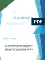 Java desde 0 (1)