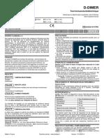 D-DIMER Test Imunoturbidimétrique