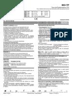 BIO-TP Taux de Prothrombine (TP) 1