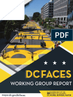 DC FACES  Mayor Issues report