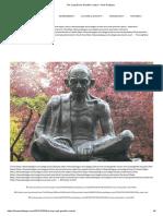 Asia Dialogue Gandhi