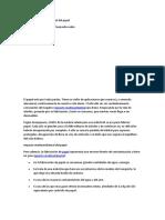 El impacto medioambiental del papel
