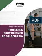 Processos Construtivos de Caldeiraria