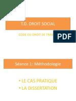 Droit Social Td 33