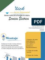 Brochur electrico