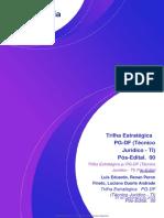 Trilha Estratégica p_ PG-DF (Técnico Jurídico - TI) Pós-Edital