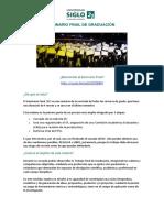 MANUAL DEL SEMINARIO FINAL DE GRADUACIÓN -UES21