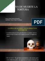 La pena de muerte la tortura.pptx