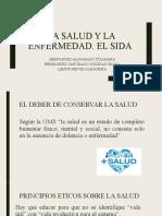 LA SALUD Y LA ENFERMEDAD Y EL SIDA.pptx