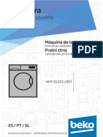 Manual de usuario beko