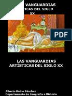 Las Vanguardias Artsticas del Siglo XX.pptx