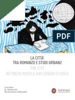 La città. Traromanzi e studi urbani.pdf