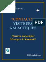 Contacts Visiteurs Galactiques  Michel Dogma