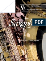 The Cambridge Companion to the Saxophone ( PDFDrive.com )