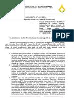 Requerimento Informações CPI Pandemia