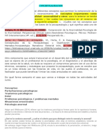PSICOPATOLOGIA Y CONTEXTOS  (2) (1)