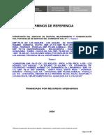 TDR - Supervision Corredor 7 - Tramo I