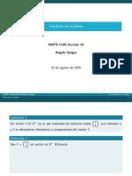 Álgebra Lineal-18-08-2020