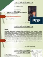 GENERALIDADE CIRCUITOS ELECTRICOS