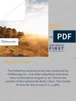 National Survey 8-20 AFP FINAL