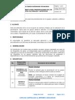 BU-P01 Procedimiento para la presentación de gruposv3