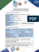 Guía de actividades y rúbria de evaluación - Pre tarea - Exploratoria.pdf