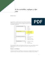 Variables, enfoque y tipo de investigación - variables_de_Daniel_Cauas