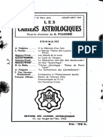 Cahiers Astrologiques 22