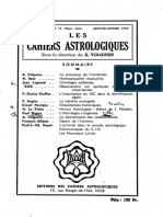 Cahiers Astrologiques 19