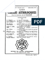 Cahiers Astrologiques 8