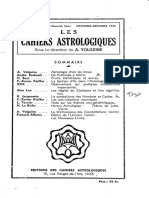 Cahiers Astrologiques 6