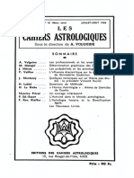 Cahiers Astrologiques 16