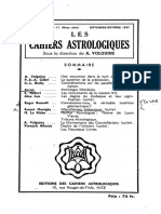 Cahiers Astrologiques 11