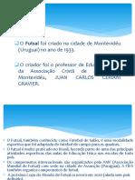 7 Ano FUTSAL 2 BIMESTRE PDF