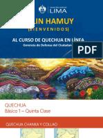 PPT - 5ta Clase Quechua.pdf