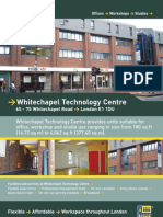 White Chapel Technology Centre