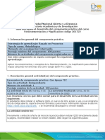 Guía para el desarrollo del componete práctico y Rúbrica de evalaución - Unidad 3 - Fase 5 - Mapificación con QGIS - Componente practico