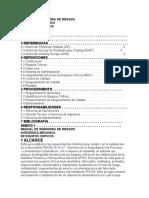 Procedimiento INTEGRIDAD MECANICA (2)