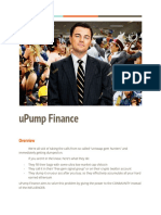 uPump Finance Whitepaper