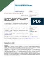 Guía didáctica de Medicina Natural y Tradicional