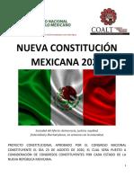 Proyecto de Nueva Constitución Mexicana 2021.pdf