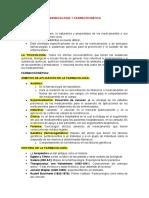 FARMACOLOGÍA FARMACOCINÉTICA  Y FARMACO DINAMIA.docx