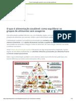 O que é alimentação saudável_ como criar dieta equilibrada.pdf