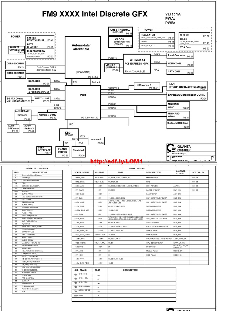 Dell Studio Wiring Diagram Wiring Library