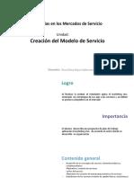 U2_Creación de modelo de Servicios