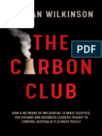 The Carbon Club Chapter Sampler